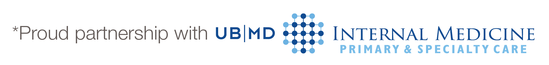 UBMD ProudPartnership Internal Medicine WEB